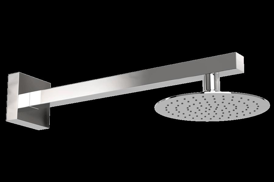 Imagínese la ducha al aire libre, piscina, jardín - ISCHIA R Inoxstyle (profile)